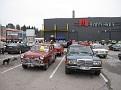 EAM edusti harrastajaparkissa Lahden Classic Motor Showssa