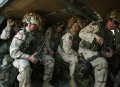 USA Airborne 101 in Iraq 035