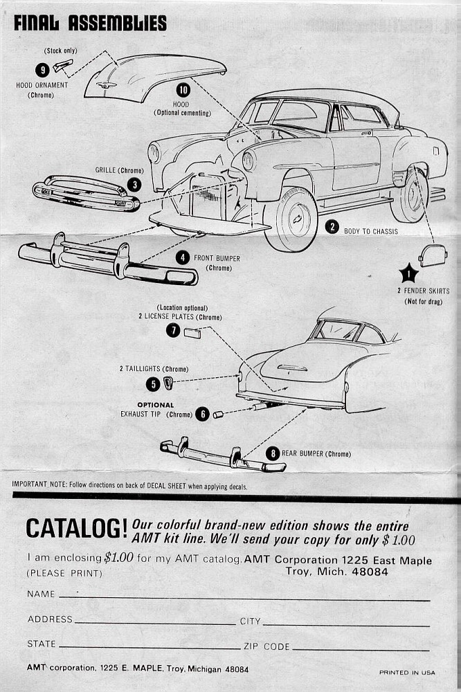 photo  1951 chevrolet bel air page 4