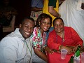 Pierre Apollon, Dr Lucie Casthely, Mrs Franklin Casthelly.