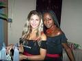 Hennessy girls.