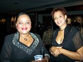 Mrs Claudie Miot and Mrs Lydie Smith.