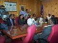 FL State Representative Ronald A. Brise, FL State Representative Yolly Roberson, A. Pierre , Esq, Dr. Alexandre,