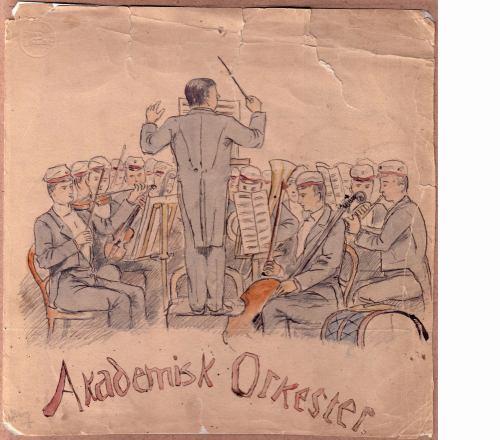 Akademisk Orkester 1895