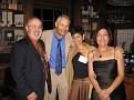 Michel Perec, Barry Johnson & Cheryl Green