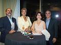 Dr Joseph Allen,Michelle Bouchereau,Carine Desir,Dr Ranley Desir.
