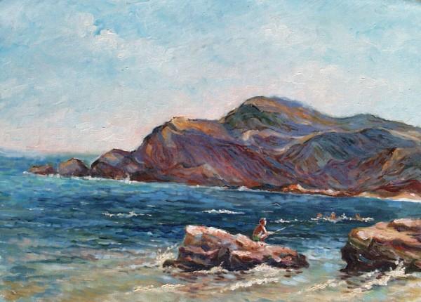 Summer on Black Sea