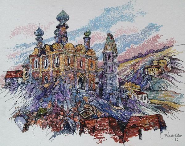Apocalypses. Ruins of Russia