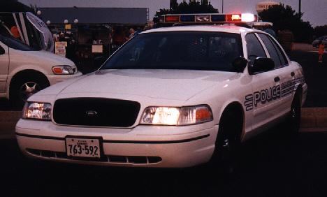 TX - Balch Springs Police