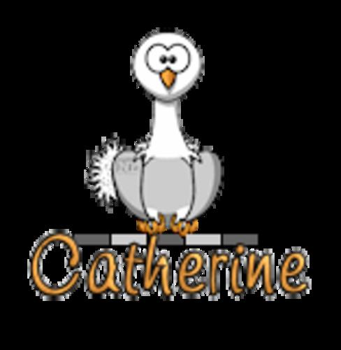Catherine - OstrichWithBlinkie