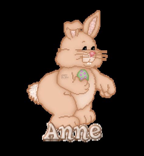 Anne - BunnyWithEgg