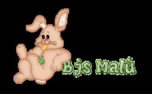 Bjs Malu (MC) - BunnyWithCarrot