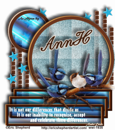 AnnH Accept EricShep Alyssia