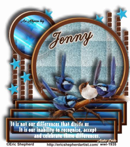 Jenny Accept EricShep Alyssia