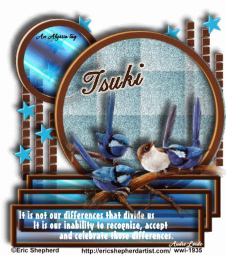 Tsuki Accept EricShep Alyssia