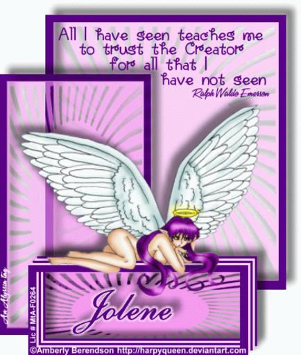 Jolene AllSeen AmberlyB Alyssia
