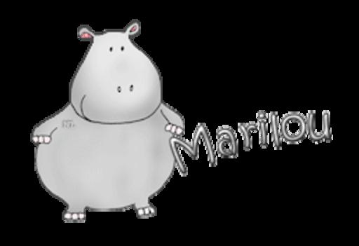Marilou - CuteHippo2018
