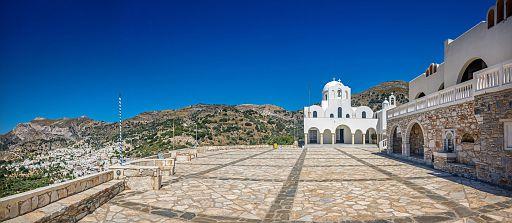 Church of Agia Irini, Filoti