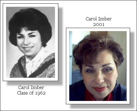 Carol Imber Class of 1962