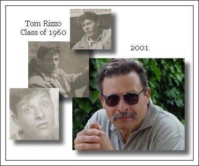 Tom Rizzo Class of 1960