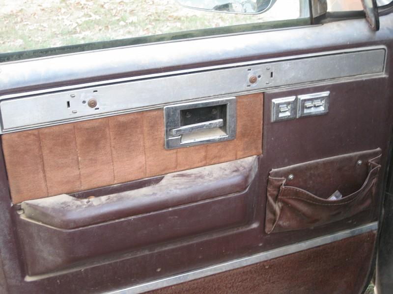 1985 GMC C1500 LWB PU parts truck 020