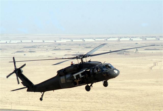 USA Airborne 101 in Iraq 054
