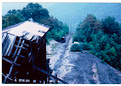 The old Incline at Dean and Roach Creek Mines about 1959.