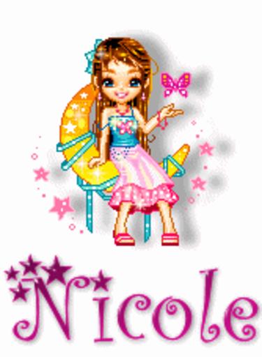Nicole - moon sjs