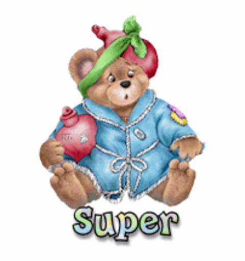 Super - BearGetWellSoon