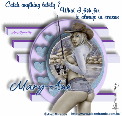 Mary-Ann Catch AMiranda Alyssia