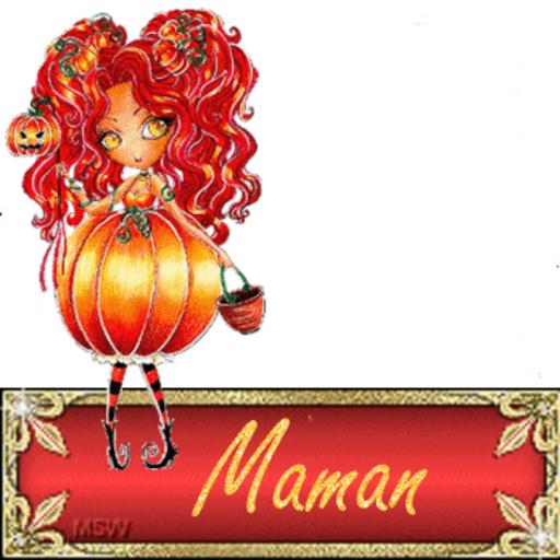Maman - HalloweenGirl45-Sandra-Oct 10, 2018