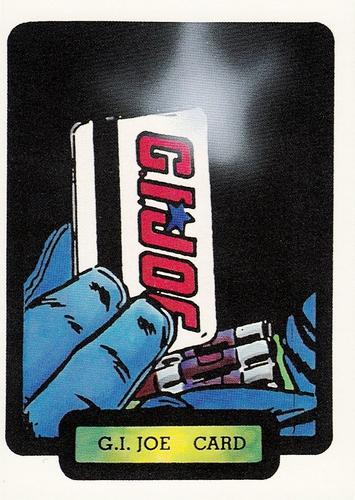 1987 Comic Images GI Joe #50 (1)