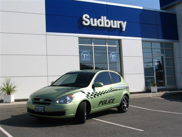 ON - Greater Sudbury, Ontario Police
