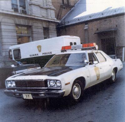 NY - Elmira Police