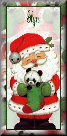 Happy SantaTaGlyn