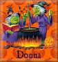 2 Green WitchDonna