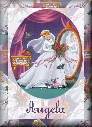 Cinderella WeddingAngela