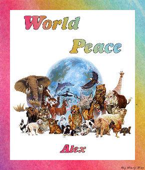 Small World PeaceAlex