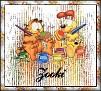 Garfield & OdieZooki