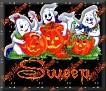 3 Ghosts & pumpkinSweep
