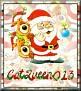 Santa with friendsTaCatQueen013
