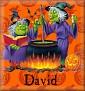 2 Green WitchDavid