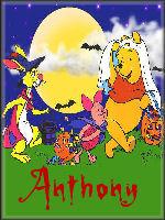 Pooh, Piglet & RibbetAnthony