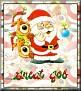 Santa with friendsTaGreat Job